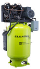 10 HP  120 Gallon  1-Phase
