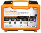 Complete A/C Oil Coolant Leak