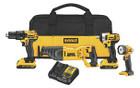 20V Max 4 Tool Kit