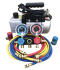 R1234YF Vacuum Pump & Gauge