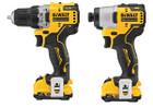 "12V MAX Drill/1/4"" Hex Impact"