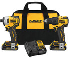20V Max Drill and Hex Impact