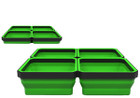 Green Expandable Magnetic Tray
