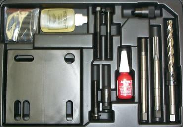 TIME-SERT 7580 BMW Head Bolt Thread Kit w/Guide Plate M10 X 1.5 (7580)