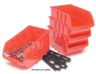4 Piece  Large Stackable Trays