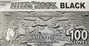Black Nitromax X-Small Powder