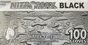 Black Nitromax Small Powder