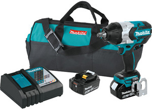 """18V Lxt Bl 1/2"""" Impact Wrench"""