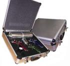 4 Piece Spray Gun Kit in Steel