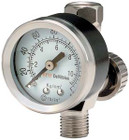 Air Adjusting Valve with Gage