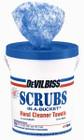 Scrubs in a Bucket Hand