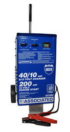 6/12 Volt Battery Charger
