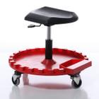 Hard Row Seat Rolling Creeper