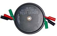 Retractable Test Leads - 3