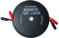 Magnetic Back Retractable