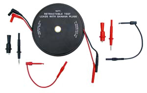 7-Piece Retractable Test Lead