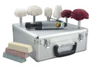 Air Buffer Wheel Polisher Kit