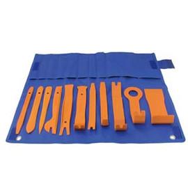 Plastic Prybar Fastener and