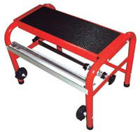 Mobile Step Masking Machine