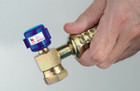 ClickLock Security Freon Line