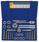 25 Piece Tap and Die Set