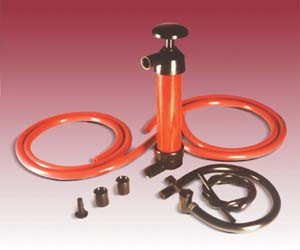 Gas Oil Fluid Transfer Pump