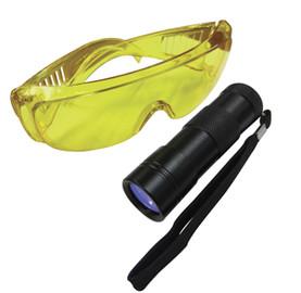 12 LED Mini UV Flashlight