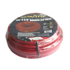 "100' x 3/8"" Red Goodyear Air"