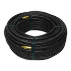"100' x 3/8"" Black Goodyear Air"