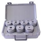 7 Piece Axle Nut Socket Set