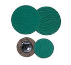 """3""""50 Green Grit Zirconia Mini Grinding Discs"""