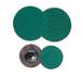 """3""""80 Green Grit Zirconia Mini Grinding Discs"""