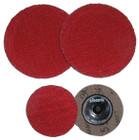 """2""""50 Red Grit Ceramic Mini"""