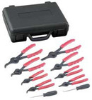 8 Piece Snap Ring Pliers Set