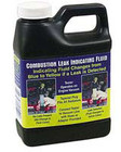 Combustion Leak Check Fluid