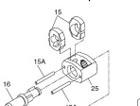 IR2115-THK1 Anvil and Hammer Kit for IR2115TI Titanium Impact Wrench