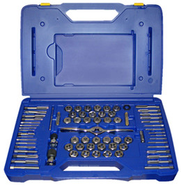 75 Piece Ratchet Tap and Die