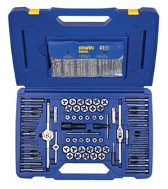 117 Piece SAE/Metric Tap and
