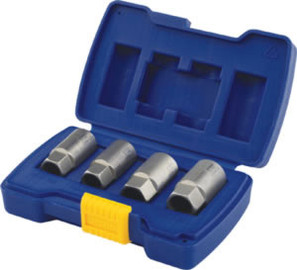 4 Piece Metric Thread Chaser