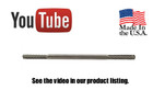 """Rescue Bit 1/8"""" x 3"""" Double End Drill Point"""