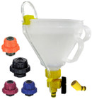 Coolant Filling Kit with Universal Adapter