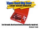 TIME SERT 5012 Big-Sert Thread Repair Kit M10 x 1.25 (5012)