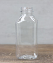 12 oz Square Juice Bottle Sample