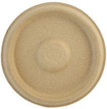Lid for 4 oz fiber portion cup  | Sample