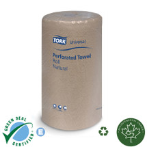 Tork Universal Perforated Towel Roll   12 count