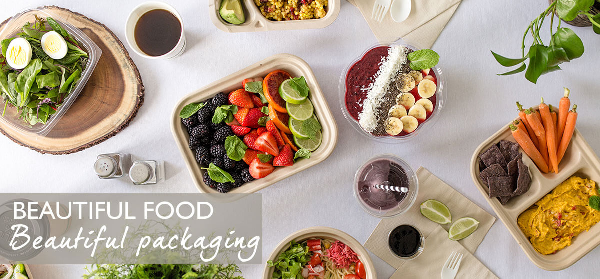 Good Start Packaging Eco Friendly Take Out Containers