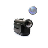 MIDLAND HD Ready Action Cam - 12MP - Wi-Fi Control iOS Or Android Device - 136 Grams (Including Battery)