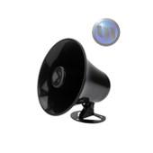 AXIS 10cm Universal Reflex Speaker - 40cm Cable - 3.5mm L Plug - 15 Watts - 8 Ohm