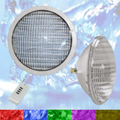 Pool Light RGB LED PAR56 Replacement Globe + Controller