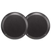 Axis Marine/Outdoor 60W 5 Inch Speakers - Ultra Slim Design - Black